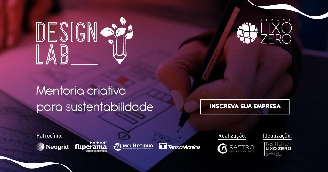 Design Lab: Mentoria Criativa para Sustentabilidade