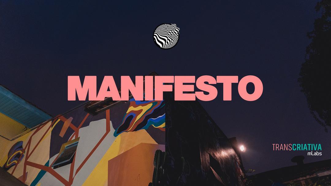 Manifesto Transformação Criativa
