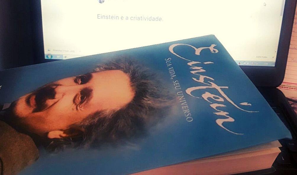 Einstein e a criatividade.