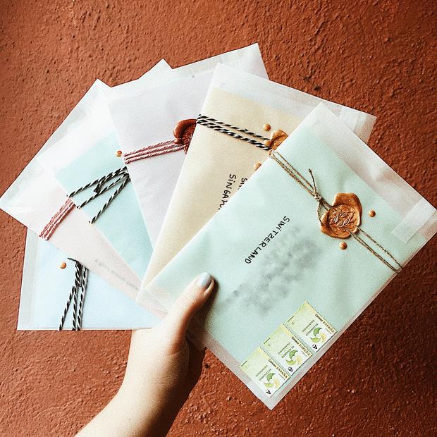 Escrita de si mesmo: cartas