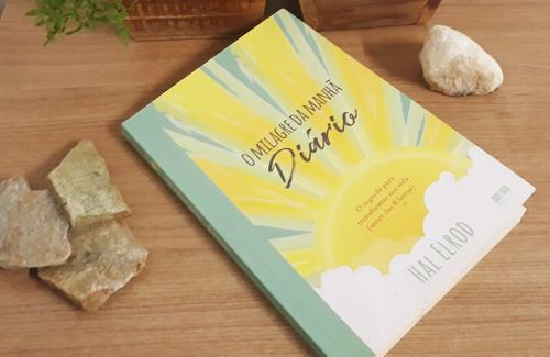 Diário O Milagre da Manhã, uma ferramenta de transformação!
