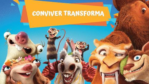 CONVIVER TRANSFORMA