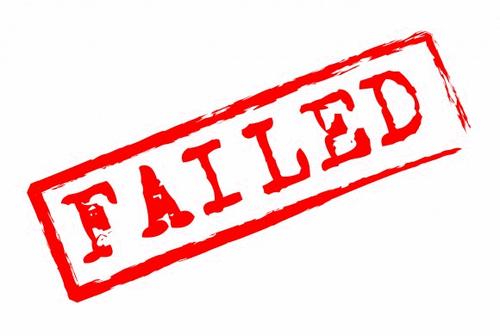 O fracasso como pilar para o crescimento