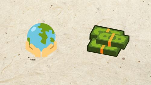 Abri e investi em uma marca de produtos sustentáveis, e agora?